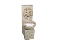 LivingStyles Grand Lion Fountain - 82cm