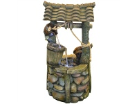 Wishing Well Water Fountain - 105cm