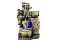 LivingStyles Branch Falls Fountain - 36cm