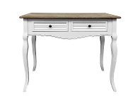 LivingStyles Vaujours 2 Tone Dressing Table