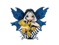 LivingStyles Jasmine Becket-Griffith's Strangeling Fairies Figurine, Vodoo Fairy