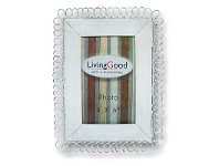 LivingStyles Roccan 4'' x 6'' Photo Frame