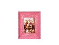 LivingStyles Cutie Pink 5'' x 7'' Photo Frame