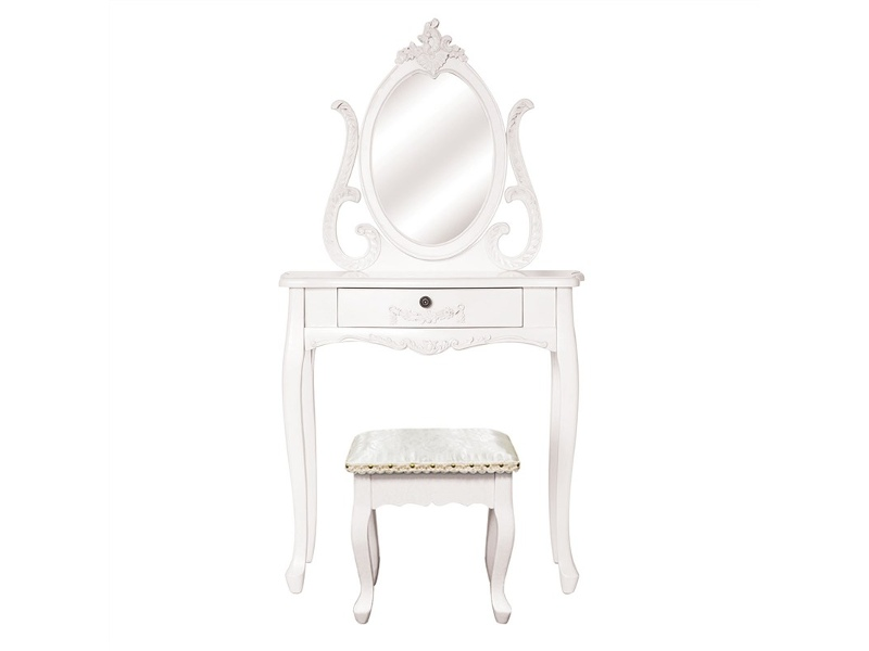 Garches Dressing Table Ecoles Dressing Stool