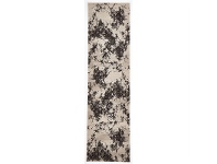 LivingStyles Turkish Made Rembrandt Designer Runner Rug in Ivory Brown - 500x80cm