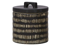 LivingStyles Zulu Cannister, Large
