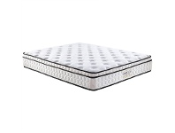 LivingStyles Stardust Inspiration General Soft Mattress with Pillow Top, King Single
