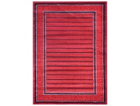 LivingStyles Jersey Blossom Enid 240x330cm Turkish Made Rug - Red