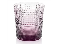 LivingStyles IVV Speedy 6 Piece Assorted Glass Tumblers