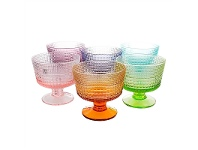 LivingStyles IVV Speedy Set of 6 Bowls - Assorted