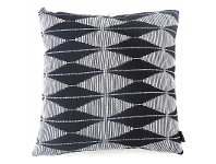 LivingStyles Set of 2 Seisa Printed Fabric Scatter Cushion