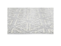 LivingStyles Ohio Ransom Turkish Made 160x230cm Rug - Grey