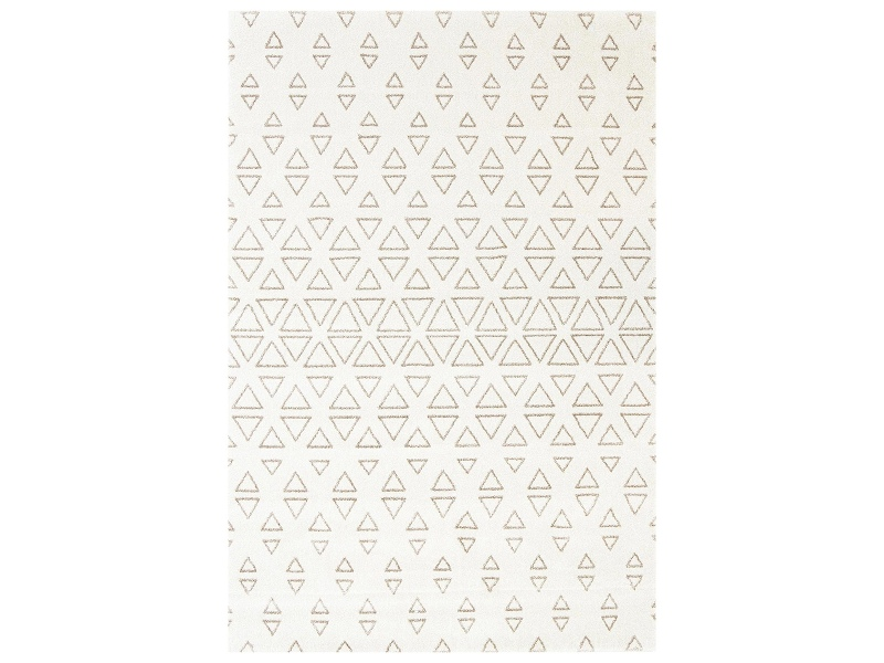 Ohio Ransom Turkish Made 240x330cm Rug - Cream