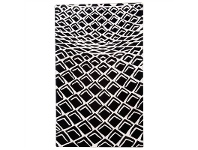 LivingStyles Katni 150x240cm Hand Tufted New Zealand Wool and Viscose Rug