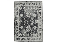 LivingStyles Jewel Nain Turkish Made Oriental Rug, 400x300cm, Slate