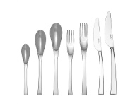 Noritake Castelletto 56 Piece Stainless Steel Cutlery Set