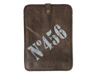 LivingStyles No. 456 Leather Ipad Cover