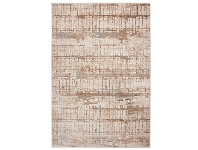 LivingStyles Kingston Modern Rug, 230x160cm, Cream