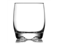 LivingStyles Adora Set of 6 Double Old Fashioned Whisky Tumblers