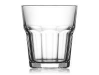 LivingStyles Aras Set of 6 Double Old Fashioned Whisky Tumblers