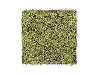 LivingStyles Artificial Botanical Ground Cover Mat, 50cm