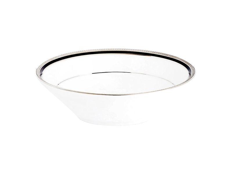 Noritake Toorak Noir Fine China Cereal Bowl