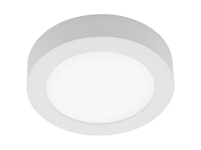 Theo Surface Mounted LED Ceiling / Wall Light, Round, 12W / 5000K