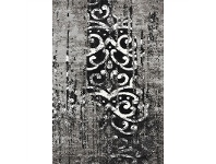 LivingStyles Medscezir Preston Turkish Made Shaggy Rug, 120x170cm