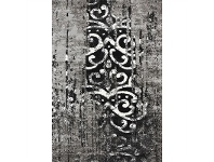 LivingStyles Medscezir Preston Turkish Made Shaggy Rug, 80x150cm