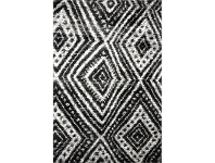 LivingStyles Medscezir Tycho Turkish Made Shaggy Rug, 80x150cm