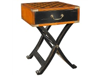 LivingStyles Grandmaster Solid Timber Side Table
