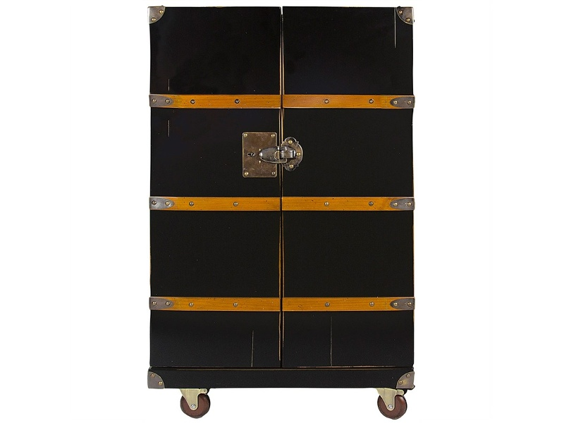 Polo Club Timber Bar Trunk, Black