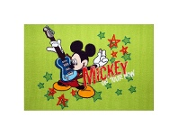 LivingStyles Mickey Guitar Egyptian Made 100x150cm Kids Rug