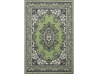LivingStyles Morgan Limoges Turkish Made Oriental Rug, 160x220cm, Green