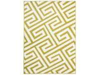 LivingStyles Dolce Egyptian Made Indoor/Outdoor Rug in Citrus - 230x160cm