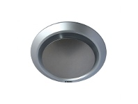LivingStyles Martec Gyro Round Ceiling Exhaust Fan - Silver (MXFG25S)