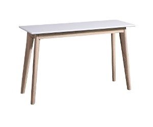 Otta Scandinavian Wooden Hall Table