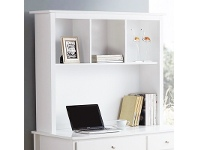 LivingStyles Brodie Wooden Desk Hutch (Hutch Only)