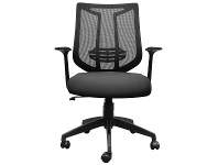 LivingStyles Kabra Fabirc Office Chair