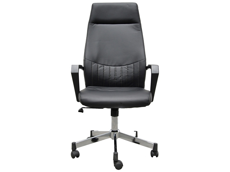 Mogford PU Leather High Back Office Chair