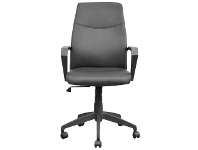 LivingStyles Nilssons PU Leather Office Chair