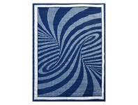 LivingStyles Chatai Whirlpool Reversible Outdoor Rug, 270x180cm