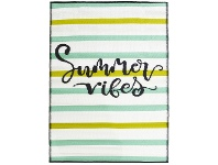 LivingStyles Chatai Summer Vibes Reversible Indoor/Outdoor Rug, 120x170cm