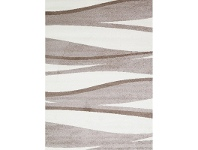 LivingStyles Pablo Dazzler Turkish Made Rug, 160x220cm, Beige