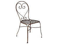 LivingStyles Joyeux Steel Dining Chair