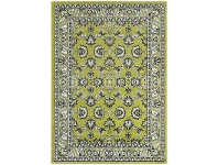 LivingStyles Duchess Kayseri Turkish Made 240x330cm Oriental Rug - Green