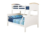 LivingStyles Ranch Wooden Trio Bunk Bed