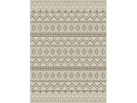 LivingStyles St Tropez Rainbow Aztec 240x330cm Indoor/Outdoor Rug - Multi