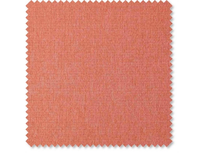 Ruby Australian Made Fabric Bed, King Size, Terracotta