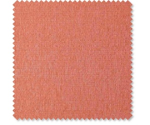 Ruby Australian Made Fabric Bed, Queen Size, Terracotta